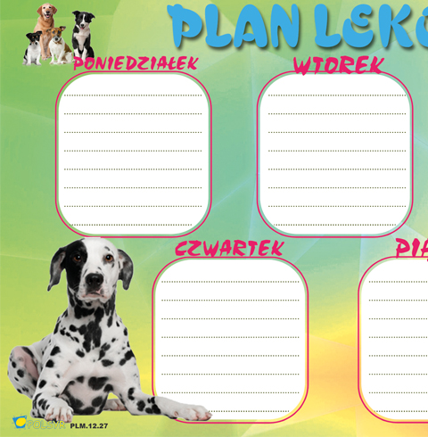 Plany lekcji
